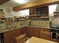 Pension Luisa– Kuchyně po rekonstrukci