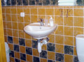 Sprcha + WC